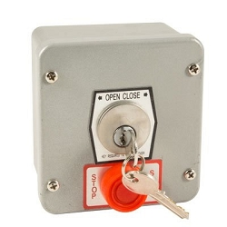 Exterior Key Switch