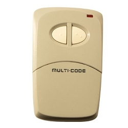 MULTI-CODE REMOTE300 MHZ - 2-Channel Remote 4120