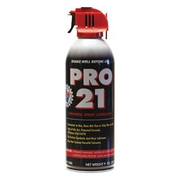 PRO 21 SPRAY GREASE - Pro 21 Spray Grease - 9 oz.