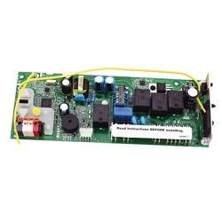 YELLOW SMART BUTTONS - Logic Board 45DCT