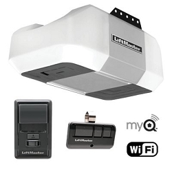 Liftmaster garage door Premium Series Model 8360W 12V DC Chain Drive