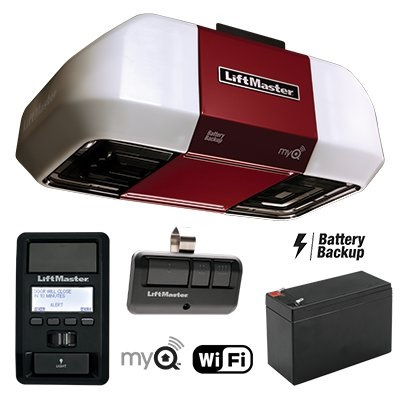 Liftmaster Garage Door Model 8550w Elite Series Operator