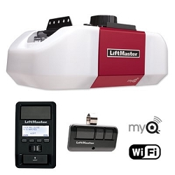 Liftmaster garage door Model 8557W Opener with WI-FI