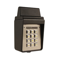 Linear MDKP Keypad - Linear ACP00878 Exterior Wireless Keypad (318 MHz)
