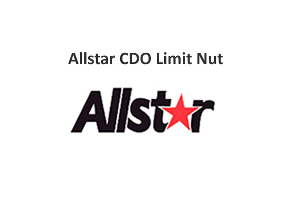 Allstar CDO Limit Nut
