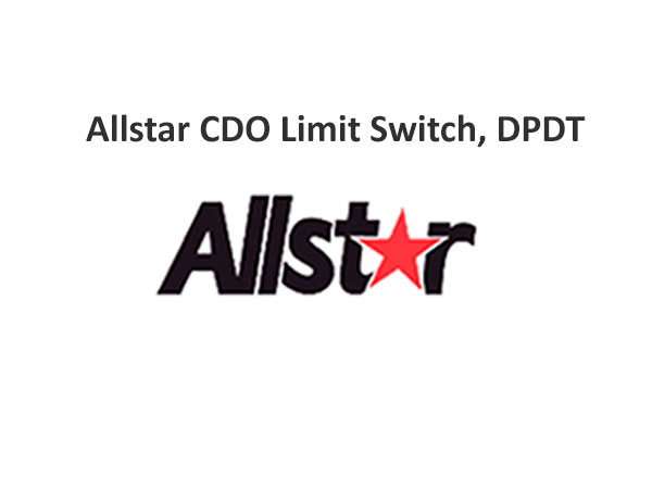 Allstar CDO Limit Switch, DPDT