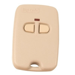 DIGI-CODE MINIREMOTES - 2-Button Mini Remote
