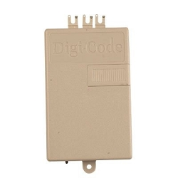 DIGI-CODE RECEIVERS 300 MHZ - 24V 3 Tab Receiver