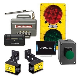 LiftMaster - Firehouse Door Operator Package