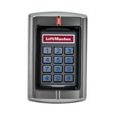 ACCESS CONTROLS - Wired Keypad & Proximity Reader