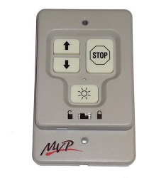 Allstar Deluxe Wall Station Door Openers