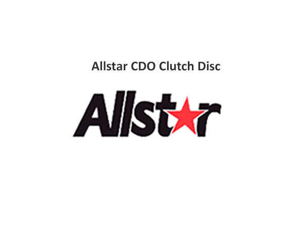 Allstar CDO Clutch Disc