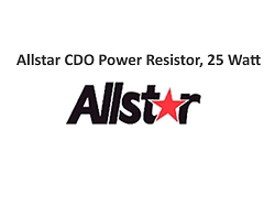Allstar CDO Power Resistor, 25 Watt