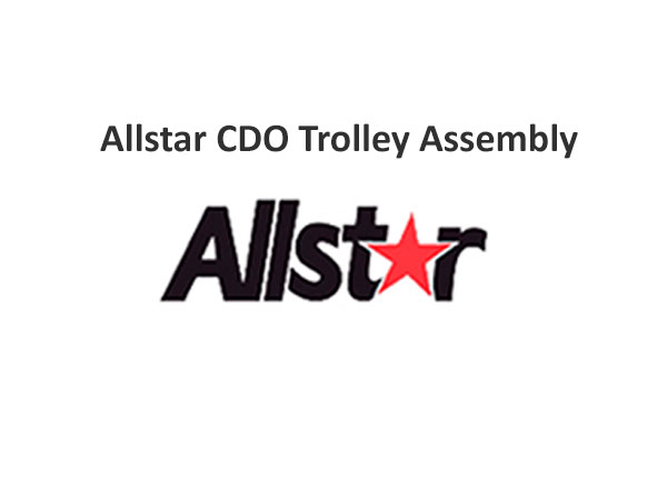 Allstar CDO Trolley Assembly