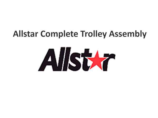Allstar Complete Trolley Assembly