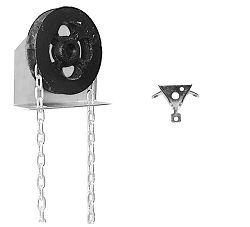 Garage Door 200D Direct Drive Chain Hoist, 1