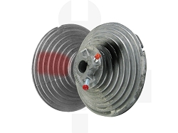 Garage Door Cable Drums D850-132 (11') Vertical Lift