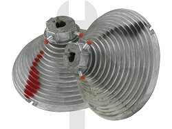 Garage Door Cable Drums D1350-336 (28') Vertical Lift - 1