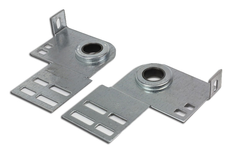 Garage Door Openers End Bearing Plates 3 3 8 Quot Pair