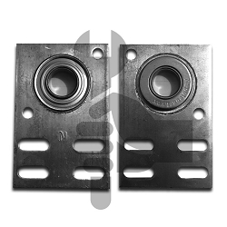 Garage Door Openers FLAT END BEARING PLATE, 6-5/8