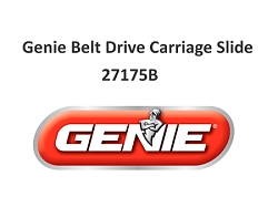 Genie Belt Drive Carriage Slide