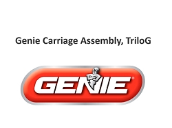 Genie Carriage Assembly, TriloG Garage Door Openers