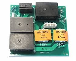 LiftMaster K001D8396-1 Logic 5 Single Phase Power Board Replacement Kit