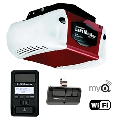 Liftmaster Garage Door Model 8587W 3/4 HP Elite Series Opener