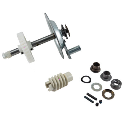 GEAR AND SPROCKET ASSEMBLY-41C4470