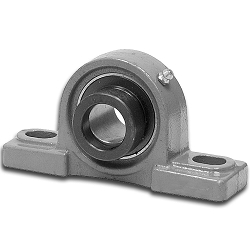 Garage Door 1  Pillow Block Bearing