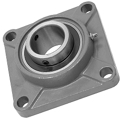 Garage Door 1-1/4  Four-bolt Flange Bearing