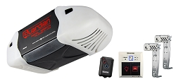 Guardian 628FCA PRO SERIES Garage Door Opener ¾ HPe DC ( Rail Included )