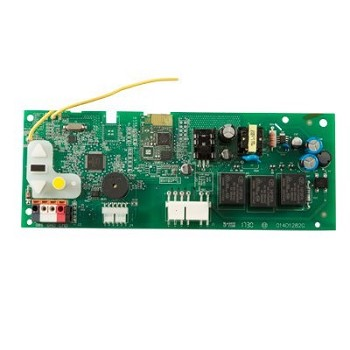 YELLOW SMART BUTTONS - Logic Board 050ACTWF
