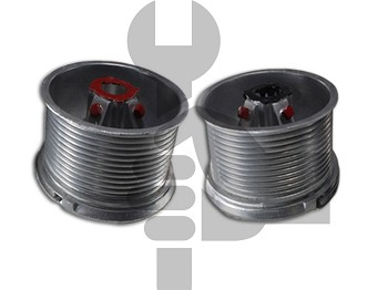 Garage Door Standard Lift Cable Drums Pair 5250-18