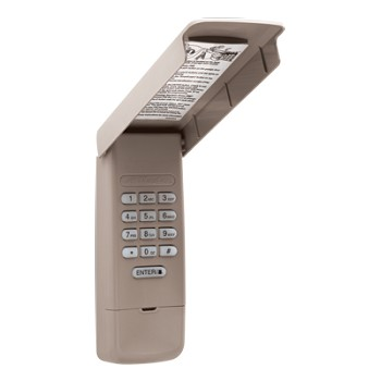 WIRELESS KEYLESS ENTRY